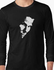 Tom Waits For No Man Long Sleeve T-Shirt