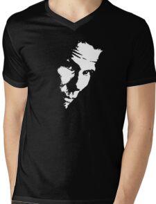 Tom Waits For No Man Mens V-Neck T-Shirt