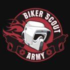 BIKER SCOUT ARMY by Alienbiker23