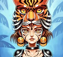 Tiger Tribe by freeminds