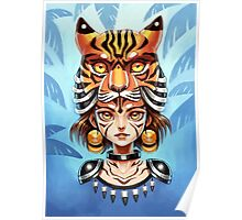 Tiger Tribe Poster