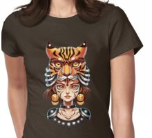 Tiger Tribe Womens Fitted T-Shirt