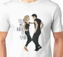 Grease - Tell Me About it Stud Unisex T-Shirt