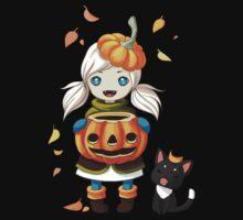Pumpkin 2 One Piece - Short Sleeve