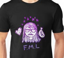 K.Flay FML sketchy Unisex T-Shirt