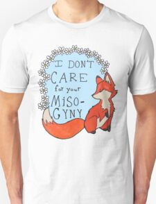 Feminist Fox T-Shirt