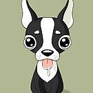 French Bulldog by freeminds