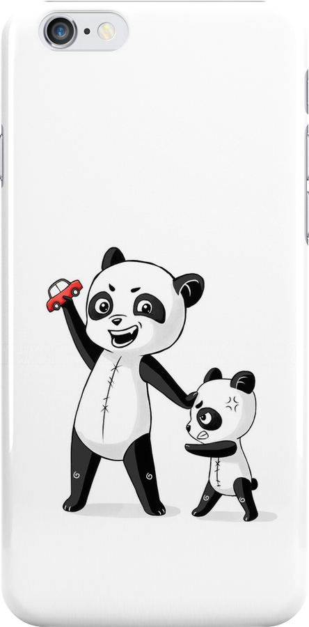 Panda Brothers by freeminds