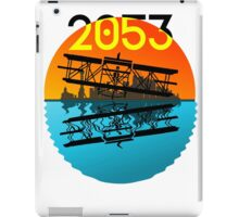 The Future Is Here   2053-31 iPad Case/Skin