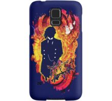 08 DW Banksy - Colour Samsung Galaxy Case/Skin