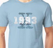 X-Files est. 1993 - Blue Unisex T-Shirt