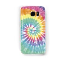 Tie Dye Pattern Samsung Galaxy Case/Skin