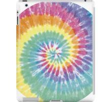 Tie Dye Pattern iPad Case/Skin