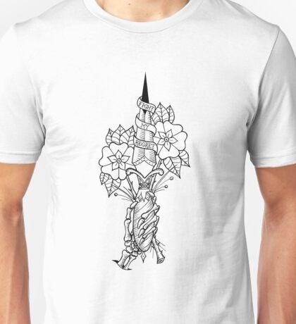 The Amity Affliction Dagger Unisex T-Shirt