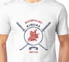 Crossed Katanas for Fight Club T-shirt design Unisex T-Shirt