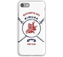 Crossed Katanas for Fight Club T-shirt design iPhone Case/Skin
