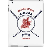 Crossed Katanas for Fight Club T-shirt design iPad Case/Skin