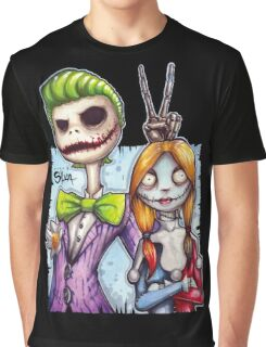 Nightmare In Gotham Graphic T-Shirt