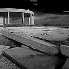 Round Construction - Jones Beach State Park | Wantagh, New York by © Sophie W. Smith