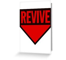 Revive Critical! [CoD Zombies] Greeting Card