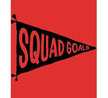 Squad Goals Photographic Print