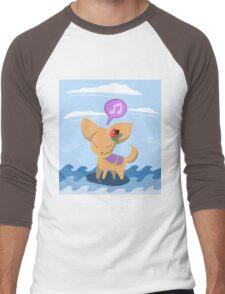 Fan-Sea Fennec Men's Baseball ¾ T-Shirt