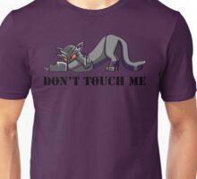 Don't Touch Mega-Kitty Unisex T-Shirt