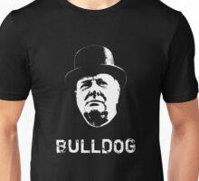 Bulldog - Winston Churchill Unisex T-Shirt