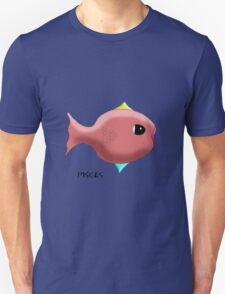 Pisces Sign of the Zodiac T-Shirt