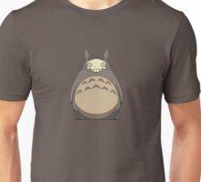 Skulled Totoro Unisex T-Shirt