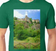 Orvieto on the Tufa Unisex T-Shirt
