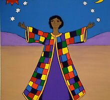 Joseph and His Coat of Many Colours by Shulie1