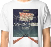 all time low sws sleeping with sirens future heart tour Classic T-Shirt