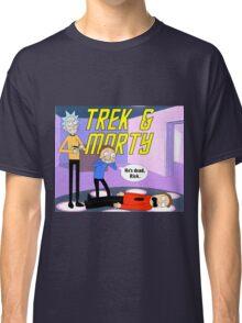 Trek & Morty Classic T-Shirt