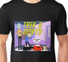 Trek & Morty Unisex T-Shirt