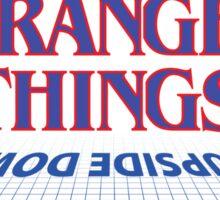Stranger Things - The Upside Down Sticker