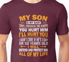 My son Unisex T-Shirt