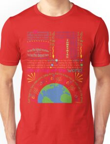 On Top Of The World (2) Unisex T-Shirt