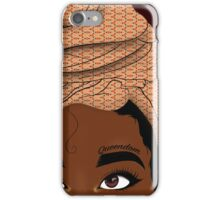 Crown me iPhone Case/Skin