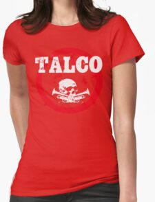 Ska Punk Talco Womens Fitted T-Shirt