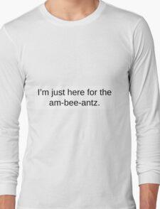 am-bee-antz Long Sleeve T-Shirt
