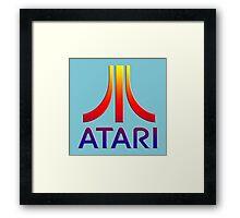 Atari Logo Framed Print
