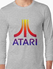 Atari Logo Long Sleeve T-Shirt