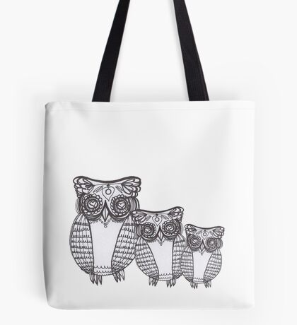 Owl Be Seeing You!  Tote Bag