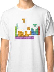 Periodic Tetrominoes Classic T-Shirt