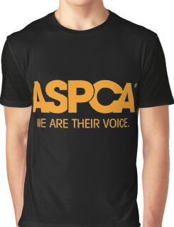 ASPCA Merchandise Graphic T-Shirt