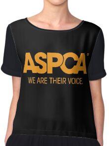 ASPCA Merchandise Chiffon Top