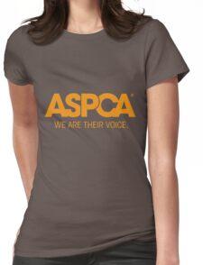 ASPCA Merchandise Womens Fitted T-Shirt