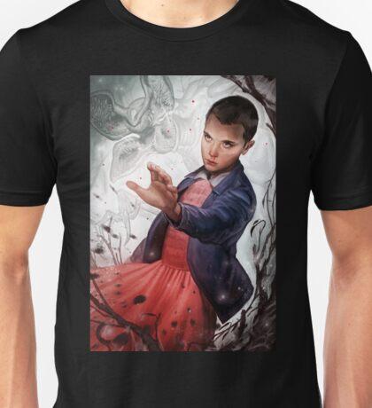 Stranger Things - Eleven and the Demogorgon Unisex T-Shirt