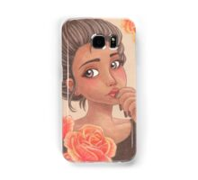 Lena Samsung Galaxy Case/Skin